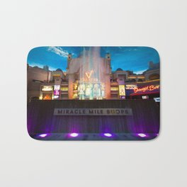 """Fountain Show"" Bath Mat"