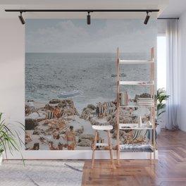 capri, italy Wall Mural