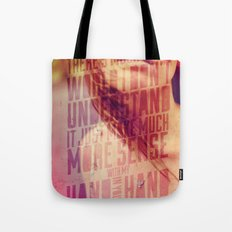 Hand in my Hand Tote Bag