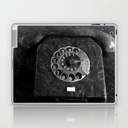 RFT phone, black and white photography Laptop & iPad Skin