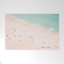 Beach Summer Bliss Welcome Mat