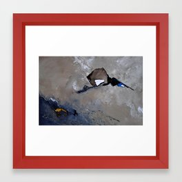abstract 96312082 Framed Art Print