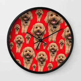so many ollies! Wall Clock