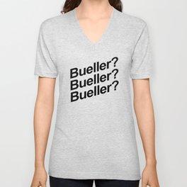 Bueller? Unisex V-Neck
