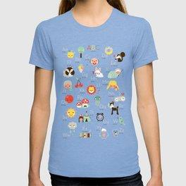 A is like apple T-shirt
