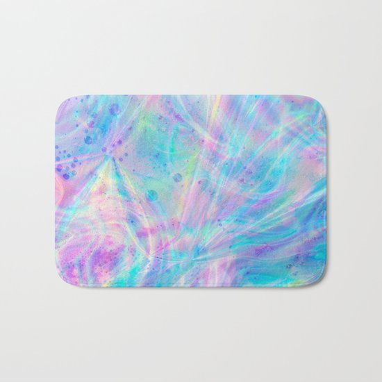 Unicorn Tears Bath Mat