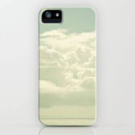 As the Clouds Gathered iPhone Case