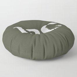 12C Bridge Crewmember Floor Pillow