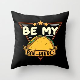 Be my Bae - Rito Throw Pillow