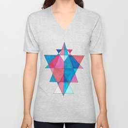 Not as simple as it looks Unisex V-Neck