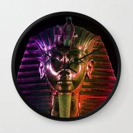 KingTut20150902 Wall Clock