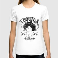 tequila T-shirts featuring Tequila Tradicional by Tshirt-Factory