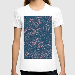 Tropical Jungle Leaves T-shirt
