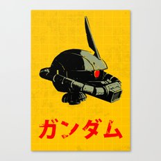 MS-06S Zaku II Canvas Print