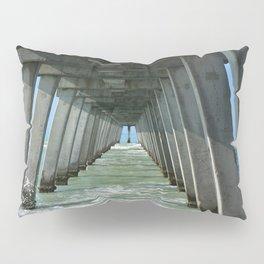 Under The Fishing Pier Pillow Sham