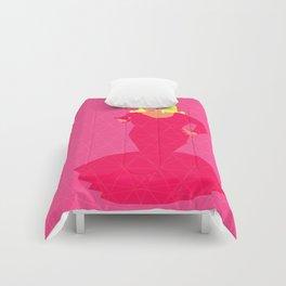 Divine Flamingo Comforters