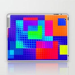 Re-Created SwatchesIII by Robert S. Lee Laptop & iPad Skin