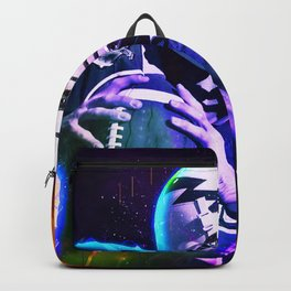 American Football Backpack