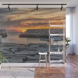 Sunset at Lanes cove 5-5-18 Wall Mural