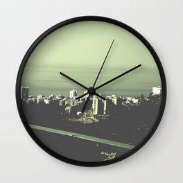 Haifa Wall Clock