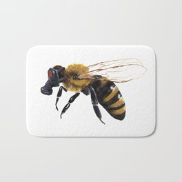 The Life of a Bee Bath Mat