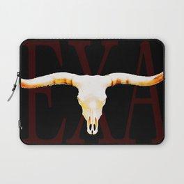 Texas Longhorns By Sharon Cummings Laptop Sleeve