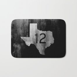 Texas Ranch Road 12 Bath Mat