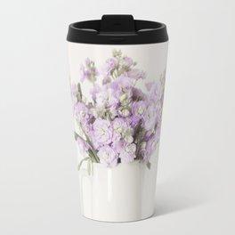 Lovely Lavender Travel Mug