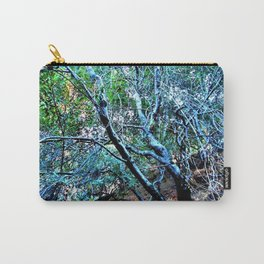 """""""Hillside Trees at Dusk"""" Carry-All Pouch"""