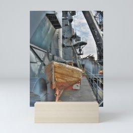 Lifeboat Mini Art Print