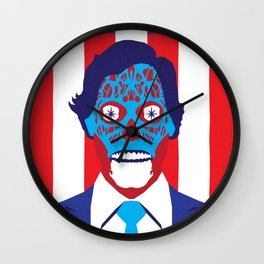 John Carpenter, Modern Master Series :: They Live Wall Clock