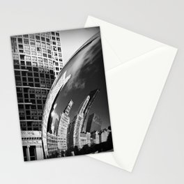 The Bean Reflections Stationery Cards