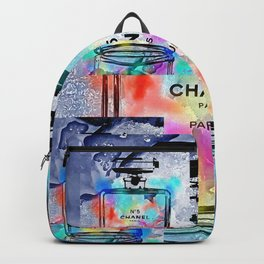 No 5 Snowy Backpack
