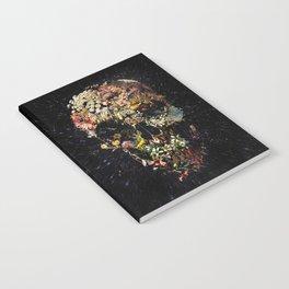 Smyrna Skull Notebook