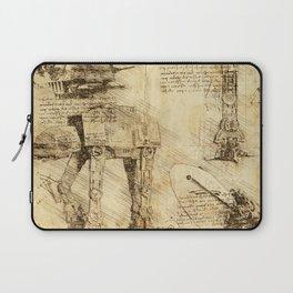 Codex: AT-AT Laptop Sleeve