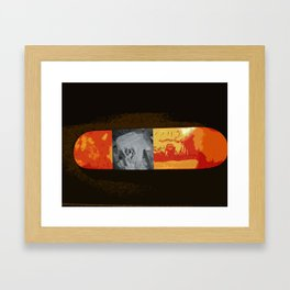 SIMBA Framed Art Print