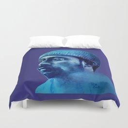 MADLIB - purple version Duvet Cover