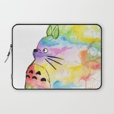 My Rainbow Totoro Laptop Sleeve