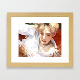 Happy Chen Day 19' Framed Art Print