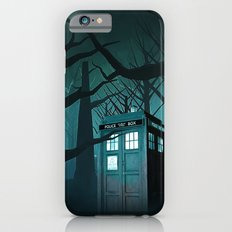 Tardis in the Forest of The Night iPhone 6s Slim Case