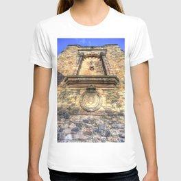 Edinburgh Castle Royal Airforce T-shirt