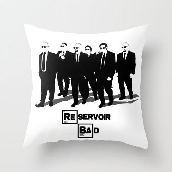 Reservoir Bad Throw Pillow