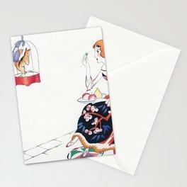 Takehisa Yumeji - Squirrel Monologue - Digital Remastered Edition Stationery Cards