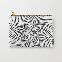 Tesla Whirl of Energy Carry-All Pouch