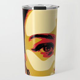 Love is Art Travel Mug