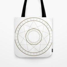 Anime Magic Circle 14 Tote Bag