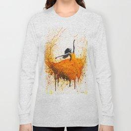 Tangelo Fire Dance Long Sleeve T-shirt