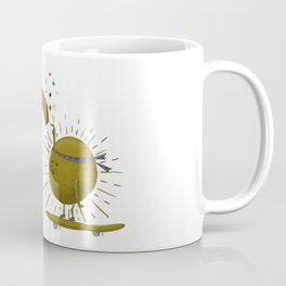 friends are best together. Coffee Mug