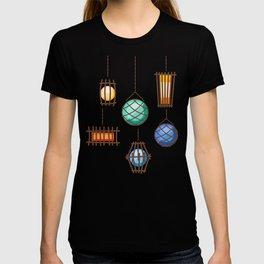 Tiki Lights T-shirt