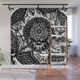 Immortal chill Wall Mural